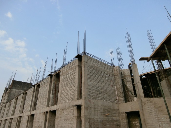 construction of student hostels